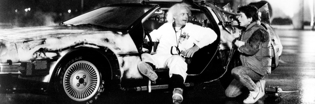 Great Scott! With the site's first birthday approaching, Bennet.org gets a much-needed upgrade.