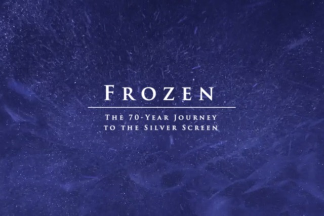 Frozen: The 70-Year Journey to the Silver Screen