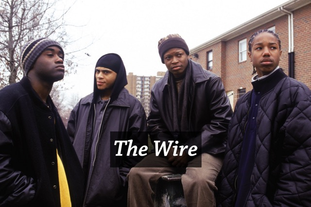 The Wire: The King Stay The King